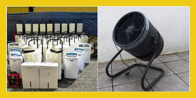 Bautrockner Grimm Bautrockner Verleih Frankfurt/Main, Bad Vilbel, Bad Homburg