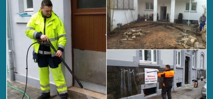 RG SERVICE RUND UMS HAUS – Experte für Hausmeisterservice in Offenbach am Main, Obertshausen, Heusenstamm, Oberrad
